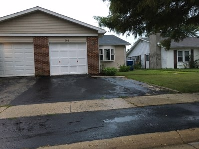 161 Golden Drive, Glendale Heights, IL 60139 - #: 10049549