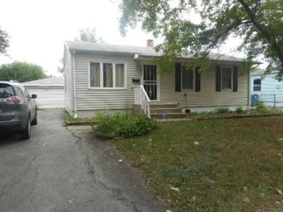 1855 224th Street, Sauk Village, IL 60411 - #: 10052752