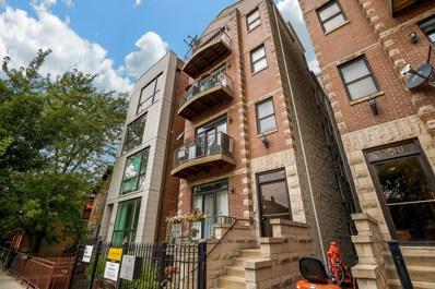 1532 W Cortez Street UNIT 7, Chicago, IL 60642 - #: 10053819