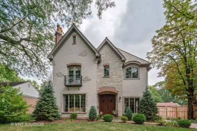 621 N County Line Road, Hinsdale, IL 60521 - #: 10055907