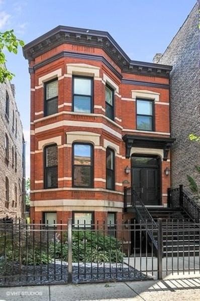 1829 W Evergreen Avenue, Chicago, IL 60622 - #: 10060138