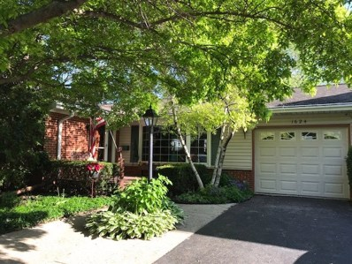 1624 E Jonquil Terrace, Arlington Heights, IL 60004 - #: 10061085