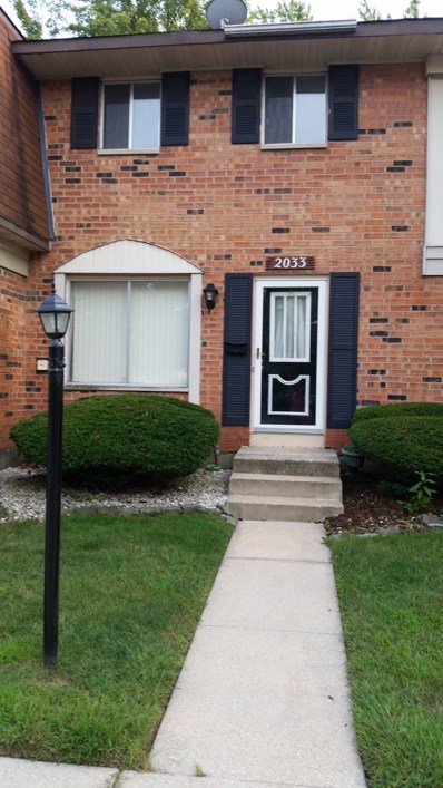 2033 Lioncrest Drive UNIT 2033, Richton Park, IL 60471 - #: 10061459