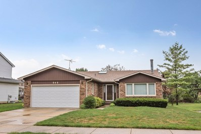 545 Lincoln Street, Roselle, IL 60172 - #: 10061581