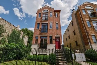 119 N Mozart Street UNIT 1, Chicago, IL 60612 - #: 10065582