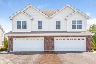 8646 Foxborough Way UNIT 1631, Joliet, IL 60431 - #: 10071743