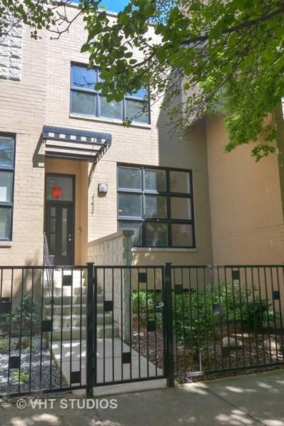 1417 N Leavitt Street UNIT D, Chicago, IL 60622 - #: 10071754