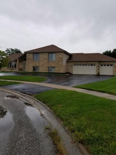 5737 Amlin Terrace, Matteson, IL 60443 - #: 10076411