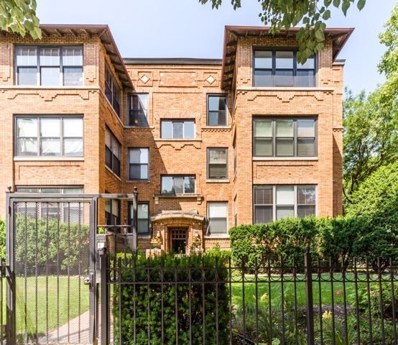 4454 N Malden Street UNIT 3, Chicago, IL 60640 - #: 10081640
