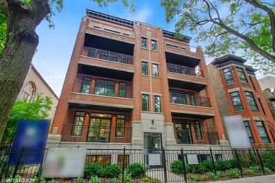 711 W Buckingham Place UNIT 1E, Chicago, IL 60657 - #: 10082174