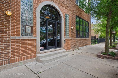 1137 N Wood Street UNIT 1H, Chicago, IL 60622 - #: 10082375