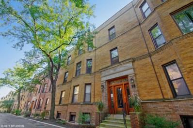 749 W California Terrace UNIT 1, Chicago, IL 60657 - #: 10084365