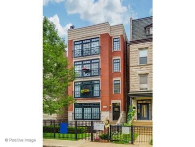 3749 N Wilton Avenue UNIT 1, Chicago, IL 60613 - #: 10084951