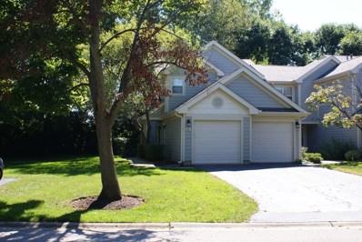 341 W Hamilton Drive UNIT 161, Palatine, IL 60067 - #: 10085426