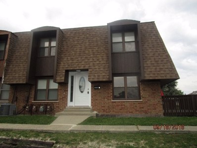 12746 S Kenneth Avenue UNIT G, Alsip, IL 60803 - #: 10088626