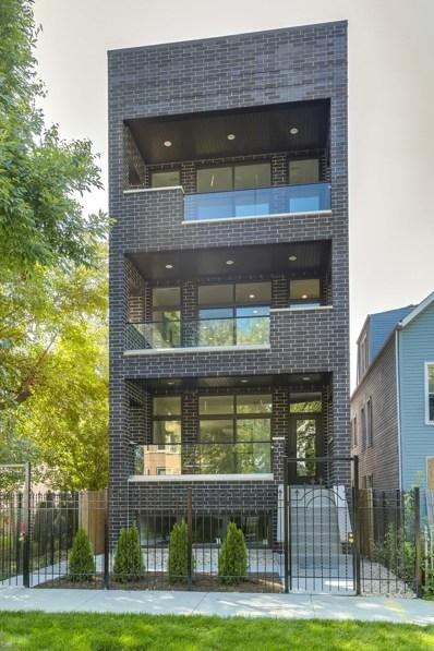 1812 N Sawyer Avenue UNIT 1F, Chicago, IL 60647 - #: 10089973