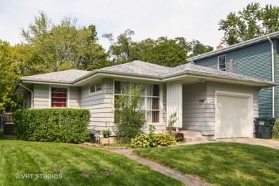 1344 Olive Road, Homewood, IL 60430 - #: 10090376