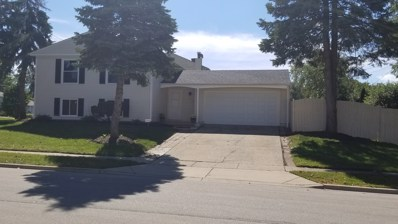 195 VanTroba Drive, Glendale Heights, IL 60139 - #: 10091875