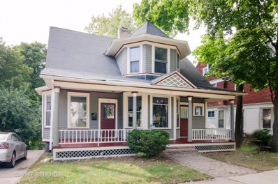 16 Hill Avenue, Elgin, IL 60120 - #: 10092287