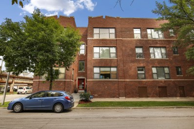 4641 N Campbell Avenue UNIT 3, Chicago, IL 60625 - #: 10093396