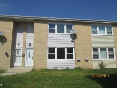1417 Silver Creek Lane, Melrose Park, IL 60160 - #: 10094541