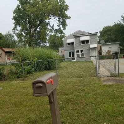 13819 S Monticello Avenue, Robbins, IL 60472 - #: 10097459