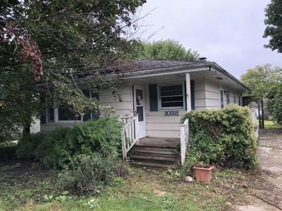 1038 Wild Street, Sycamore, IL 60178 - #: 10100493