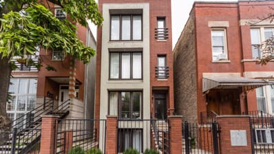 2552 W Walton Street UNIT 3, Chicago, IL 60622 - #: 10100701