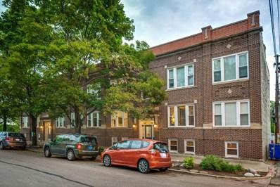 5349 N Winchester Avenue UNIT 1, Chicago, IL 60640 - #: 10100869