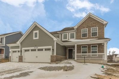 21304 S Prairie Landing Lot 333 Lane, Shorewood, IL 60404 - #: 10101965