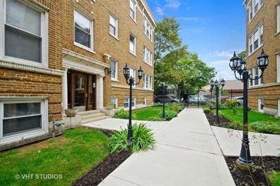 6912 N Lakewood Avenue UNIT 1E, Chicago, IL 60626 - #: 10102837