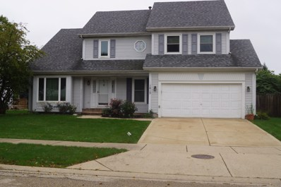 1015 Hobble Bush Lane, Elgin, IL 60120 - #: 10105452
