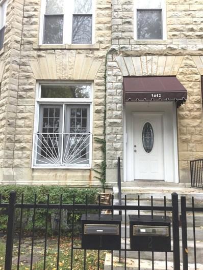 3612 S Prairie Avenue UNIT 1, Chicago, IL 60653 - #: 10111442