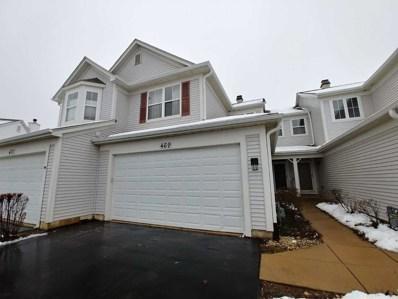 469 Horizon Drive UNIT A1, Bartlett, IL 60103 - #: 10113769