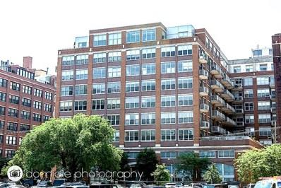 933 W Van Buren Street UNIT 610, Chicago, IL 60607 - #: 10118014
