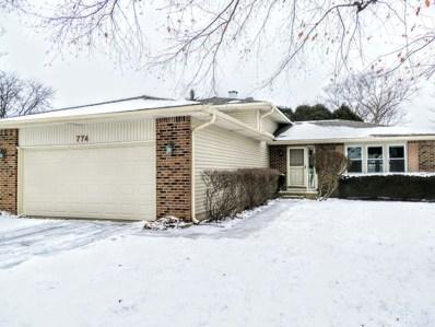 774 Indiana Lane, Elk Grove Village, IL 60007 - #: 10119030