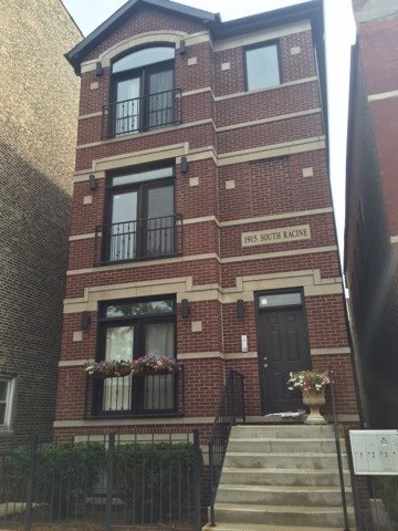 1915 S Racine Avenue UNIT 2, Chicago, IL 60608 - #: 10119463