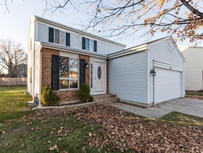738 Burning Trail, Carol Stream, IL 60188 - #: 10120327
