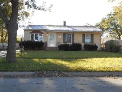 22417 Strassburg Avenue, Sauk Village, IL 60411 - #: 10122944