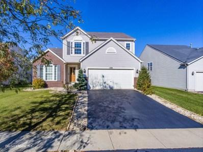 1588 Lavender Drive, Romeoville, IL 60446 - #: 10124957