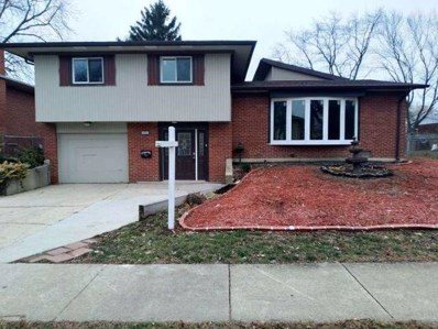 6624 Forestview Drive, Oak Forest, IL 60452 - #: 10125747