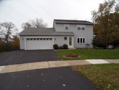 673 Raintree Court, Carol Stream, IL 60188 - #: 10129444