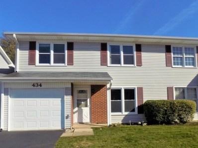 434 Degas Circle, Bolingbrook, IL 60440 - #: 10133037