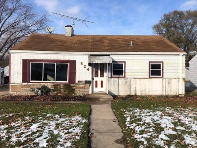 624 Frances Avenue, Loves Park, IL 61111 - #: 10134420