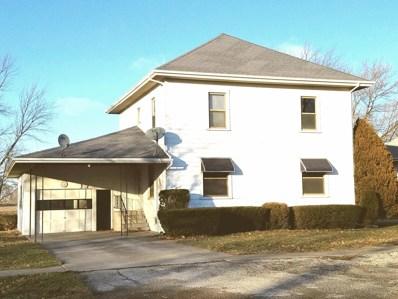 311 E Jeffery Street, Cullom, IL 60929 - #: 10135358