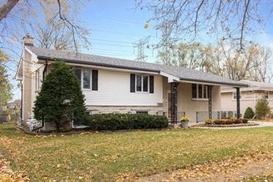 553 Gilbert Drive, Wood Dale, IL 60191 - #: 10135813