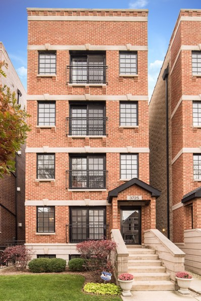 3725 N Wilton Avenue UNIT 4, Chicago, IL 60613 - #: 10136641