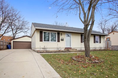 272 Mark Avenue, Glendale Heights, IL 60139 - #: 10136788
