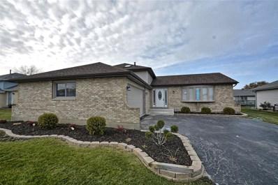 4428 Bretz Drive, Richton Park, IL 60471 - #: 10142029