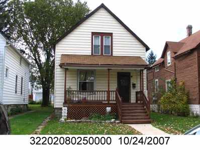 1218 Park Avenue, Chicago Heights, IL 60411 - #: 10143195